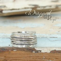 Wrapped Up Ring - Inspiranza Designs