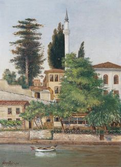 Ottoman Archives @OttomanArchive Jan 17 [Ottoman Empire] Istanbul, 19th Century (Osmanlı Dönemi İstanbul)
