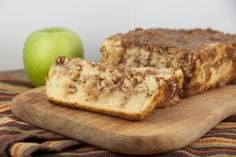 Cinnamon Apple Pie Bread | Wishes and Dishes