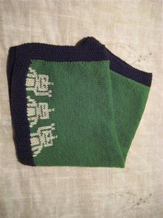 Robot Blanket « kris knits