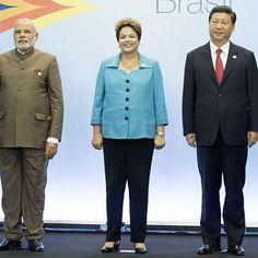 Brics: ministros vêm ao Brasil para reunião sobre população