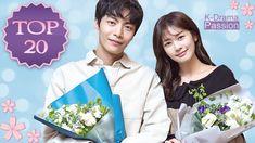 TOP 20 Korean Dramas December 2017 [Week 1]