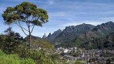 https://flic.kr/p/w2tynM | Teresópolis com o Dedo de Deus... Estado do Rio, Brasil. | The mountainous city of Teresópolis with its famous God's Finger Hill in the distance... :-)  Teresópolis, Brasil. Have a gorgeous day! :-D  To direct contact me / Para me contactar diretamente: lmsmartinsx@yahoo.com.br
