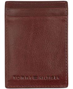 Tommy Hilfiger York Front-Pocket Wallet