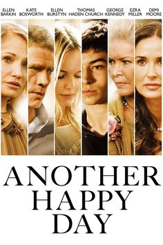 Another Happy Day - matilda Series Movies, Film Movie, Alfred Hitchcock, Another Happy Day, Movie Hacks, New Movies To Watch, Romantic Comedy Movies, Hallmark Christmas Movies, Movies Worth Watching