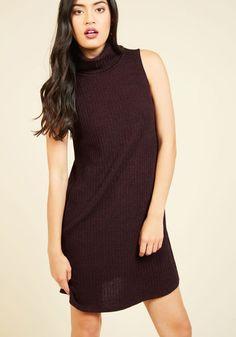#AdoreWe #ModCloth Dress - ModCloth Find the Root Sweater Dress - AdoreWe.com
