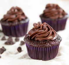 The best ever chocolate frosting - no powdered sugar, no complicated beating of egg whites.