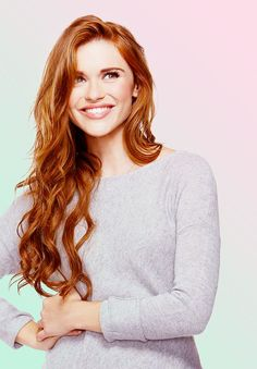 holland roden, teen wolf, and lydia martin Bild Lydia Martin, Teen Wolf, Strawberry Blonde, Girl Crushes, Redheads, Red Hair, Hair Inspiration, Beautiful People, Hair Color