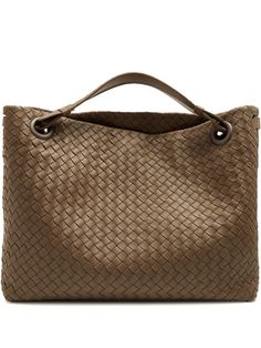 BOTTEGA VENETA Intrecciato Medium Leather Tote.  bottegaveneta  bags  hand  bags  suede  tote  lining   a2806006f2d