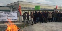 Trafomec: sciopero riuscito, arriva la convocazione in Regione - Trasimeno Oggi - Notizie dal Lago Trasimeno, da Magione, Castiglione del Lago, Tuoro e Passignano