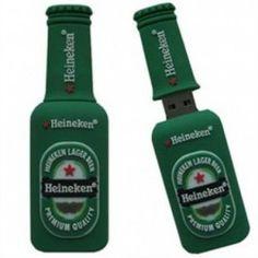 Flash Drive Heineken (2 GB)