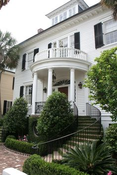 Charleston, SC - been here! (and took a house tour of it)