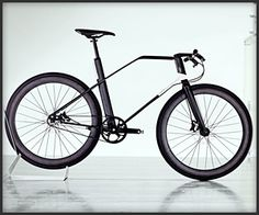 Designed by Christian Zanzotti, the Coren is a hand-built luxury bicycle with a carbon composite frame and a carbon belt drive system. Available in fixed gear, single speed and electric models.