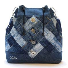Nielia - Taschen aus Jeans (Teil 2) / Handtaschen, Kupplungen, Taschen / SECOND STREET