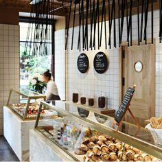 La Pâtisserie Cyril Lignac, bakery and cake shop, 2 rue Chaillot 75016 Paris http://www.cyrillignac.com