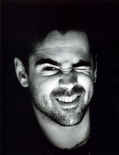 Colin Farrell - yes! sexy, but doesn't take himself too seriously