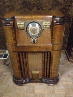 Zenith Antique Radio | eBay
