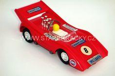 Autodráha - auto McLaren