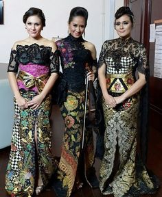 Modern kebaya. Taken from instagram