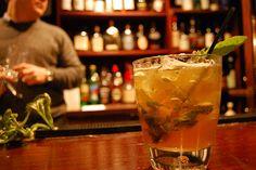 Jerry Slater's Bufala Negra cocktail by Southern Foodways Alliance, via Flickr