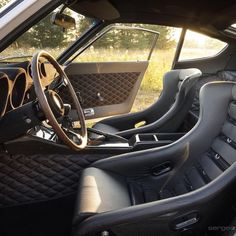 240z Datsun, Datsun Roadster, Datsun Car, Nissan Z Cars, Jdm Cars, Classy Cars, Sexy Cars, Mens Toys, Car Mods