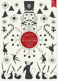 Nutcracker Poster on Behance