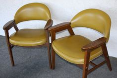 Vintage Pair of Mid Century Modern Side by VintageAlteration, $475.00
