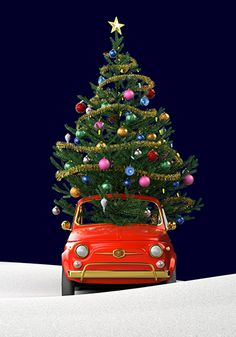 Simple Christmas, Christmas And New Year, Handmade Christmas, Christmas Cards, Christmas Decorations, Christmas Tree, Holiday Decor, Christmas Ideas, Fiat 500 S