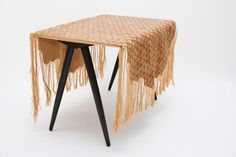 elisa strozyk challenges our perception of everyday materials with her ongoing project, wooden textiles via kishani perera blog.