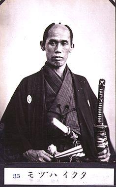 野沢郁太・遣欧使節団副使の松平石見守の従者として随行。「航海目録」を書き残している。