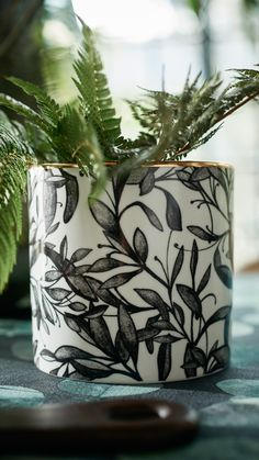 Liven up any room with new home accessories and green tones.   H&M Home