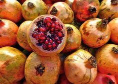 Frutas de México, Granada | México Desconocido Foto: Lourdes Swenson