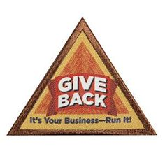 Girl Scout Leader 101: Brownie Badge: Give Back