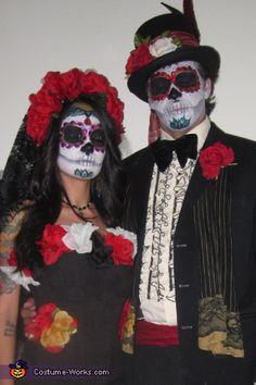 Dia De Los Muertos - Halloween Costume Contest via @costumeworks