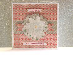 love at christmas card