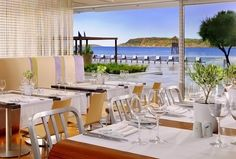 Arion, a Luxury Collection Resort & Spa, Astir Palace, Athens - Kymata Restaurant at Pool Level