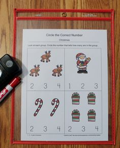 I have just added Christmas dry eraser sheets to 1 - 2 - 3 Learn Curriculum - under the link Christmas - All Month Long... :) Click on picture to learn how to become a member of 1 - 2 - 3 Learn Curriculum or to access free downloads. Thank you! Jean