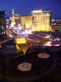 Mandarin Oriental Tea Lounge - Las Vegas