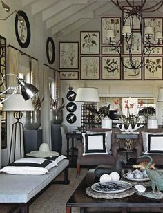 se - 3 x John Jacob Interiors African Interior Design, British Colonial Style, Decoration Design, Home Decor Furniture, Cottage, Great Rooms, Interior Inspiration, Living Spaces, Sweet Home