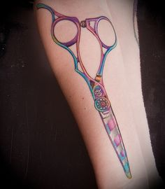 cosmetology scissors tattoos | cosmetology scissors tattoos. Scissors. EXPLORED! #273