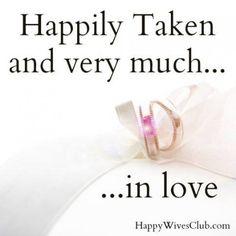 Happily Taken
