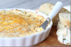 Appetizer Recipe: Jalapeno Popper Dip