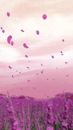 Lavender petals fantasy business background H5,wallpaper pattern,wallpaper pattern vector
