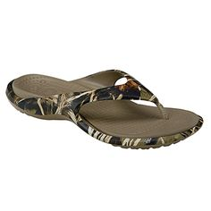 Camouflaged comfort - BAJA REALTREE by CROCS