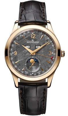 Jaeger-LeCoultre [SPECIAL DEAL] Q1552540 Master Calendar Meteorite Dial Watch at HK$133,000.