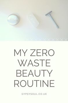 Zero Waste Beauty Routine Check out my zero waste beauty routine here. We now don't need a bathroom bin!Check out my zero waste beauty routine here. We now don't need a bathroom bin! Skin Care Regimen, Skin Care Tips, Skin Care Routine For 20s, Skincare Routine, Green Beauty Routine, No Waste, Reduce Waste, Bathroom Bin, Gypsy Soul