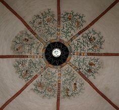Zuidbroek, Groningen, Petruskerk, vault