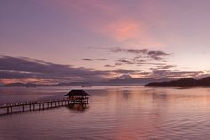 Our favourite Sabah honeymoon hotels for a romantic getaway to Borneo, Malaysia! Including the luxurious Gaya Island Resort and Sukau Rainforest Lodge.