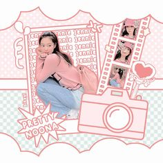 Cute Pastel Wallpaper, Bts Wallpaper, Kids Diary, Shape Templates, Anime Reccomendations, Aesthetic Collage, Jennie Blackpink, New Theme, I Icon