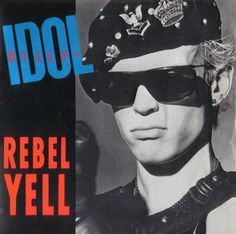 Billy Idol 45 RPM Cover https://www.facebook.com/FromTheWaybackMachine